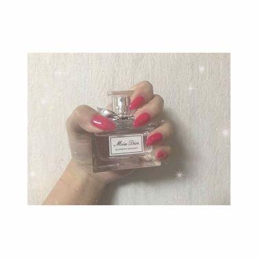 ミス ディオール ブルーミング ブーケ(オードゥトワレ)/Dior/香水(レディース)を使ったクチコミ(1枚目)