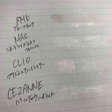 グロースティック/RMK/ジェル・クリームチークを使ったクチコミ(2枚目)