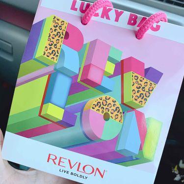 ラッキーバッグ 2019/REVLON(レブロン)/その他を使ったクチコミ(1枚目)