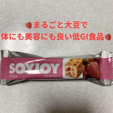 ソイジョイ ストロベリー/ソイジョイ/食品を使ったクチコミ(1枚目)