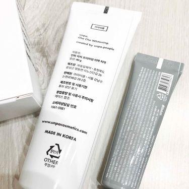 Cha Cha Whitening/その他/歯磨き粉を使ったクチコミ(4枚目)