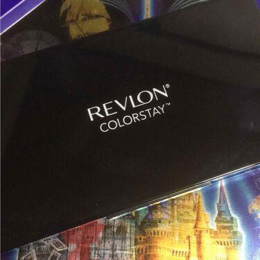 カラーステイ UV パウダー ファンデーション/REVLON/パウダーファンデーションを使ったクチコミ(1枚目)