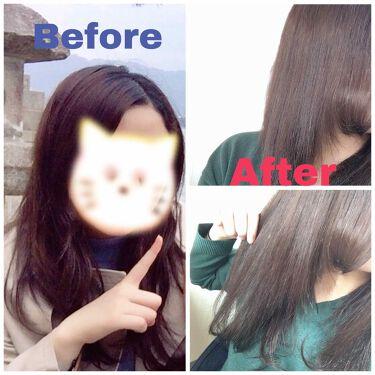 エブリ カラートリートメント/アンナドンナ/白髪染め・ヘアカラー・ブリーチを使ったクチコミ(3枚目)