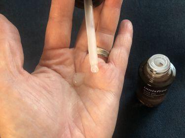 ブラックティー ユース セラム/innisfree/美容液を使ったクチコミ(4枚目)