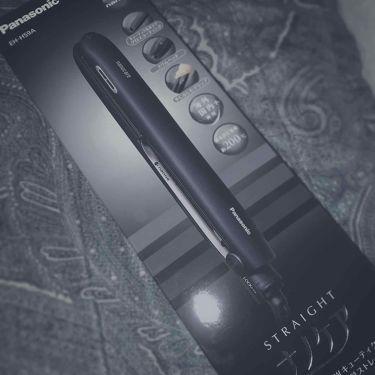 ストレートアイロン ナノケア EH-HS99/Panasonic/ヘアケア美容家電を使ったクチコミ(2枚目)