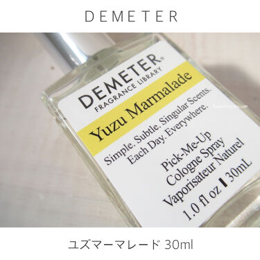 ピックミーアップ コロンスプレー/ディメーター(海外)/香水(レディース)を使ったクチコミ(3枚目)