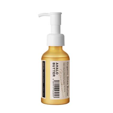 2021/9/22発売 AHALO BUTTER モイスト&リペア ヘアオイル キンモクセイの香り