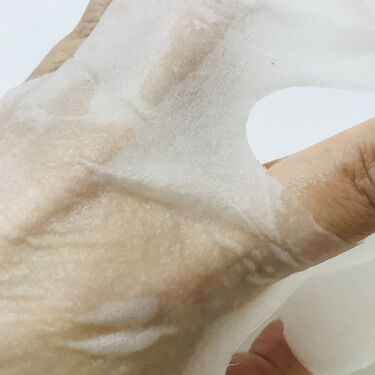Mild acidic pH sheet mask  Aqua fit/Abib /シートマスク・パックを使ったクチコミ(2枚目)