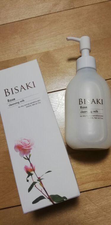 クレンジング・ミルク/BISAKI/ミルククレンジングを使ったクチコミ(1枚目)