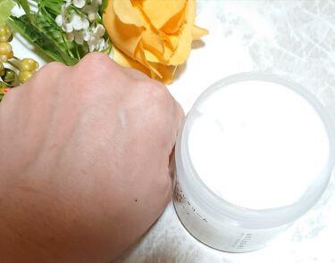 モイストボタニカル マルチスフレクリーム/unlabel/ボディクリームを使ったクチコミ(4枚目)