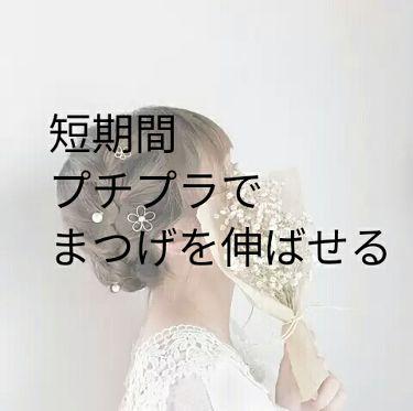 アイラッシュセラム〈まつげ美容液〉/DAISO/美容液を使ったクチコミ(1枚目)