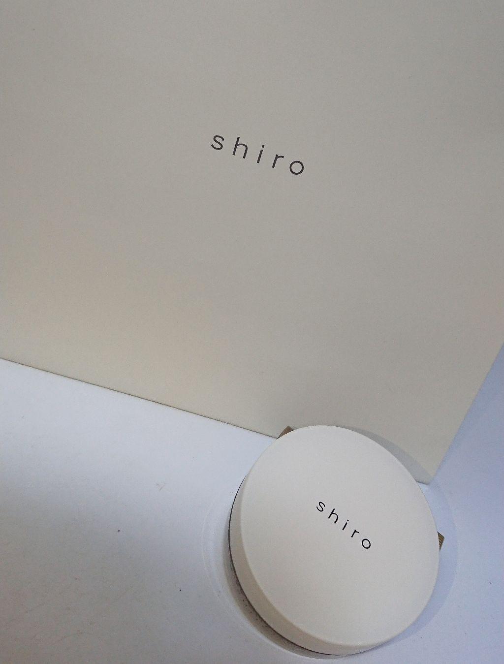 shiro (シロ) shiro 練り香水