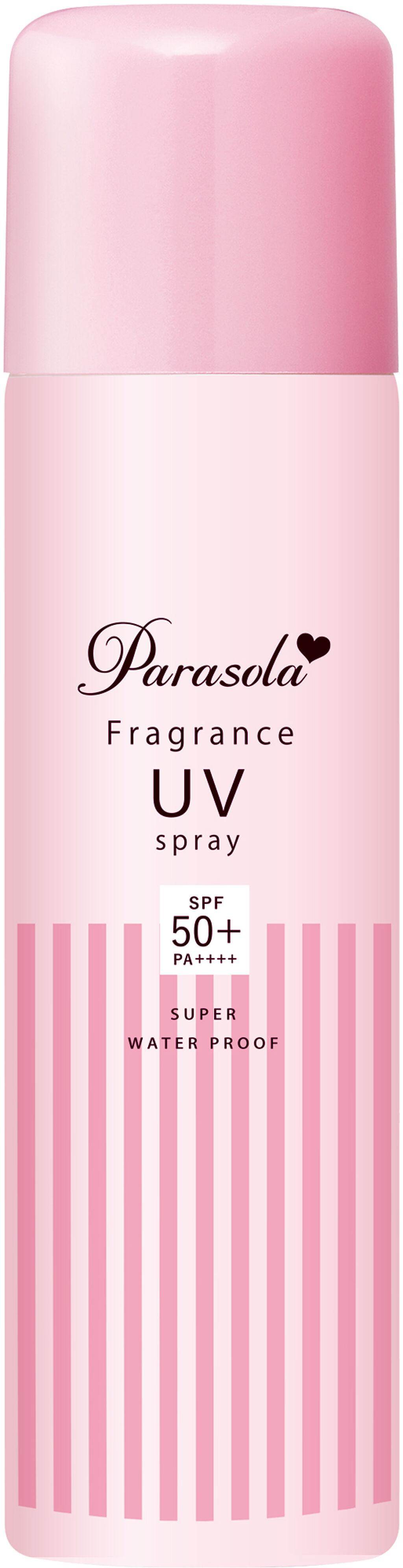 香水みたいな華やかな香り×しっかりUVカット!ホワイトフラワーブーケの香りつきの機能派UVスプレー(3枚目)