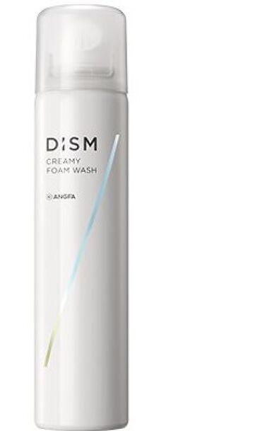 2021/4/21発売 DISM ディズム クリーミーフォームウォッシュ