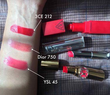 ディオール アディクト リップスティック/Dior/口紅を使ったクチコミ(1枚目)