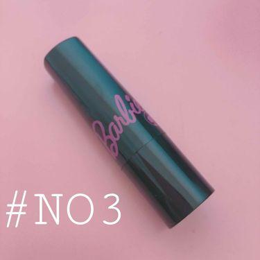 Lovin' Barbie Lips/Barbie/口紅を使ったクチコミ(1枚目)