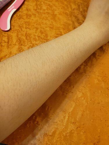 除毛クリームキット敏感肌用/エピラット/脱毛・除毛を使ったクチコミ(2枚目)