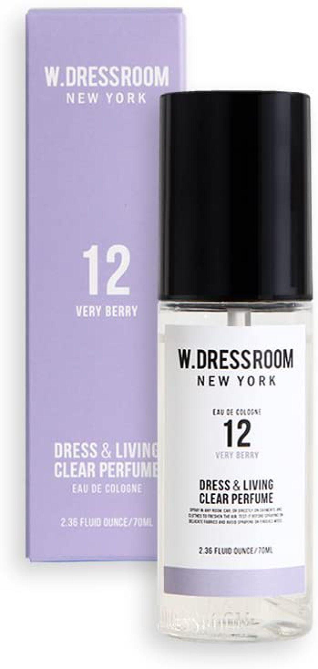 ドレス&リビング クリーン パフューム No.12 ベリーベリー