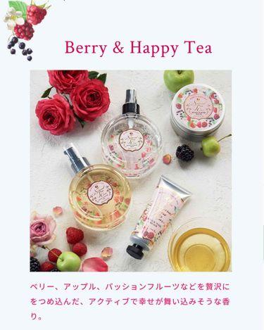ナチュラルティーケア ボディ&ヘアオイル GREEN&CLEAR TEA/Afternoon Tea LIVING/ボディクリーム・オイルを使ったクチコミ(2枚目)