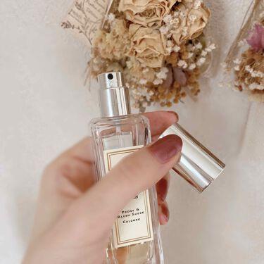 ピオニー & ブラッシュ スエード コロン/Jo MALONE LONDON/香水(レディース)を使ったクチコミ(3枚目)