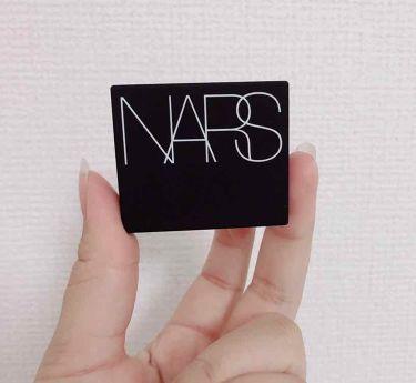 シングルアイシャドー/NARS/パウダーアイシャドウを使ったクチコミ(2枚目)