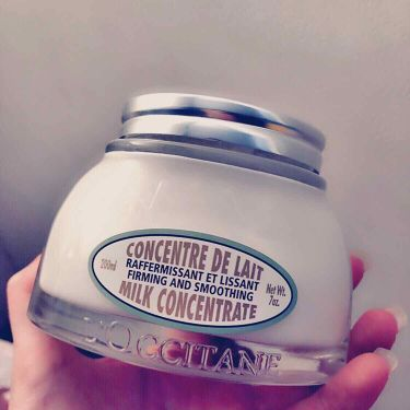 アーモンド  ミルクコンセントレート/L'OCCITANE/ボディクリーム・オイルを使ったクチコミ(1枚目)