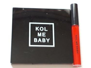 Popteen2019年6月号付録KOL ME BABYアイシャドウパレット/Popteen /パウダーアイシャドウを使ったクチコミ(2枚目)