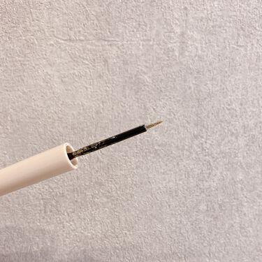 グリッターイルミネーションライナー/CipiCipi/リキッドアイライナーを使ったクチコミ(2枚目)