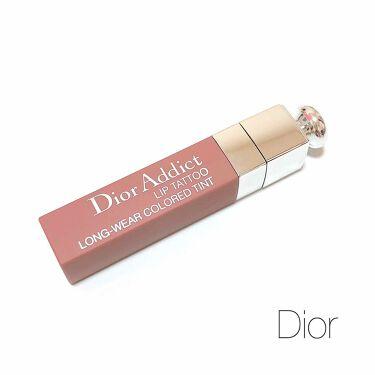 ディオール アディクト リップ ティント/Dior/リップグロス by  𝘮𝘪𝘯𝘢 ⿻