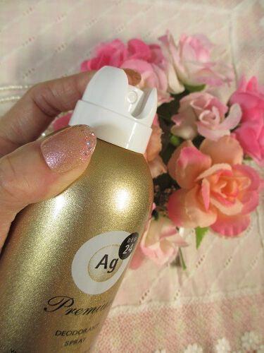 エイジデオスプレー/エージーデオ24/デオドラント・制汗剤を使ったクチコミ(3枚目)