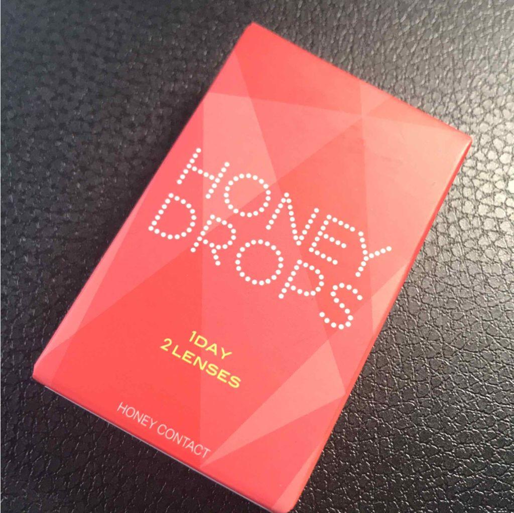 ハニードロップス HONEY DROPS