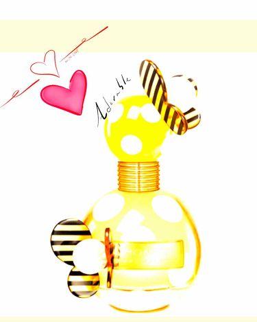 ハニー マーク ジェイコブス/MARC JACOBS BEAUTY/香水(レディース)を使ったクチコミ(1枚目)