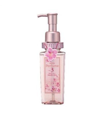 2019/11/20発売 mixim Perfume ミクシムパフューム モイストリペア 限定チェリーブロッサム ヘアオイル