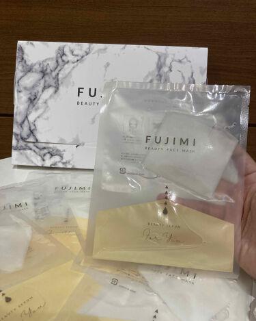 パーソナライズフェイスマスク「FUJIMI(フジミ)」/FUJIMI/シートマスク・パックを使ったクチコミ(3枚目)