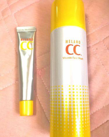 おかえりさんの「メンソレータム メラノCC薬用しみ集中対策液<美容液>」を含むクチコミ