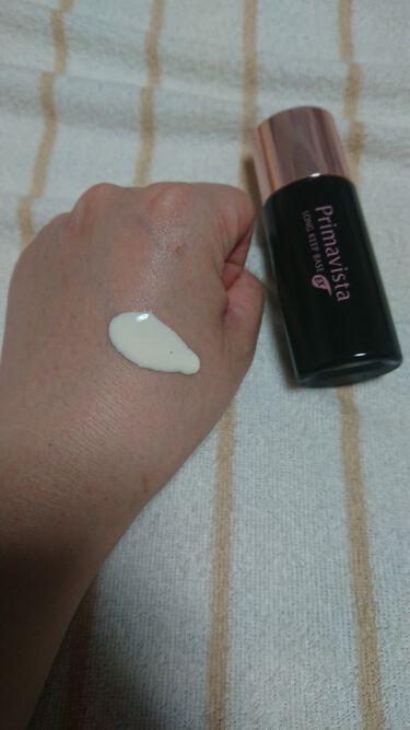 プリマヴィスタ 皮脂くずれ防止 化粧下地 超オイリー肌用/プリマヴィスタ/化粧下地を使ったクチコミ(2枚目)