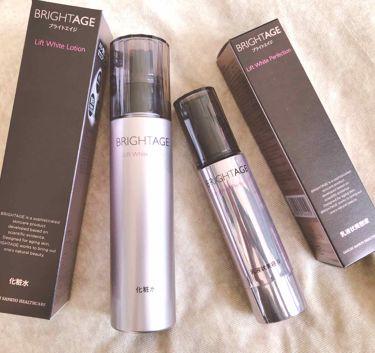 リフトホワイト ローション/BRIGHT AGE/化粧水を使ったクチコミ(1枚目)