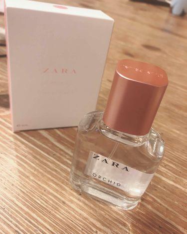 オーキッド オードパルファム/ZARA/香水(レディース)を使ったクチコミ(2枚目)
