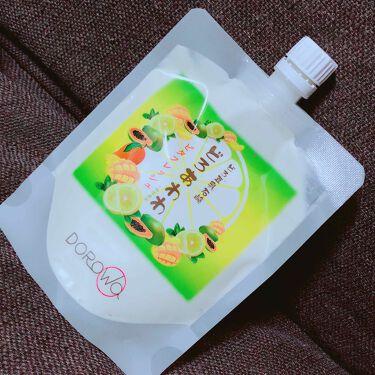 DOROwa どろあわわ<ビタフレッシュ>/健康コーポレーション/洗顔フォームを使ったクチコミ(1枚目)