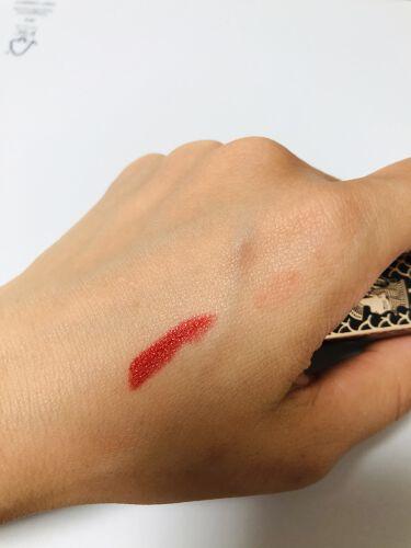 ZEESEA × 大英博物館 Luxury Satin Lipstick/ZEESEA/口紅を使ったクチコミ(3枚目)