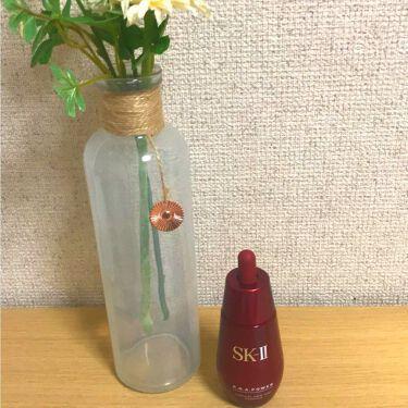 R.N.A. パワー ラディカル ニュー エイジ エッセンス/SK-II/美容液を使ったクチコミ(1枚目)