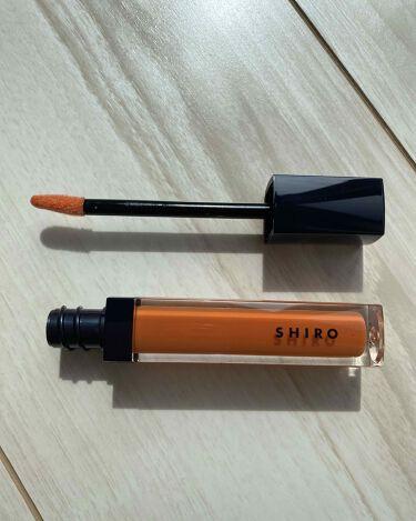 LIPSベストコスメ2020上半期カテゴリ賞 リップケア部門 第3位 SHIRO エッセンスリップオイルカラーの話題の口コミ・レビューの写真 (2枚目)