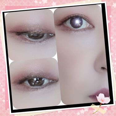 【画像付きクチコミ】。o♡o。+。o♡o。+。o♡o。+。o♡o。+。o♡o。+こんにちは~🤗今日のメイクは#BEST100均コスメでメイクして見ました~😊アイブロウはスリムスケッチアイブロウペンシルライトブラウンこれは細くて眉が描きやすいのでストックも...