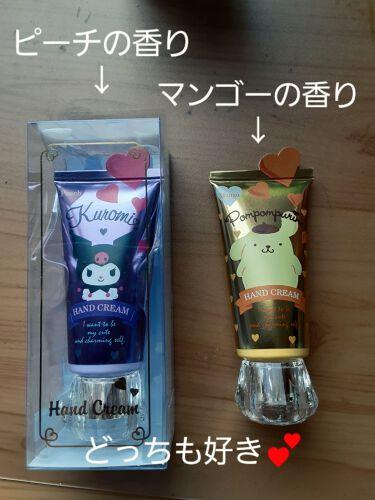 サンリオハンドクリーム/サンリオ/ハンドクリーム・ケアを使ったクチコミ(1枚目)