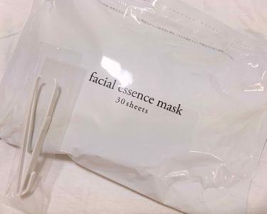 ホワイトエッセンスマスク/ジャパンギャルズ/シートマスク・パックを使ったクチコミ(3枚目)