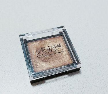 UR GLAM AIRY EYE COLOR(エアリーアイカラー)/DAISO/ジェル・クリームアイシャドウを使ったクチコミ(2枚目)