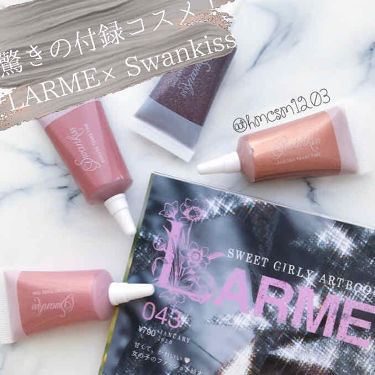 LARME(ラルム) 2020年1月号/LARME(ラルム)/雑誌を使ったクチコミ(1枚目)