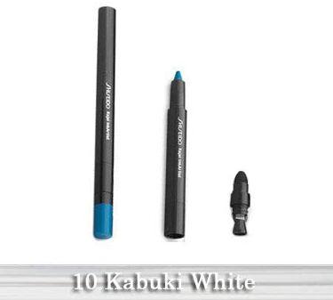 カジャルインクアーティスト 10 Kabuki White