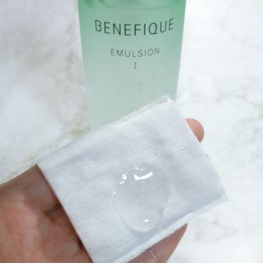 ドゥース/BENEFIQUE/化粧水を使ったクチコミ(3枚目)