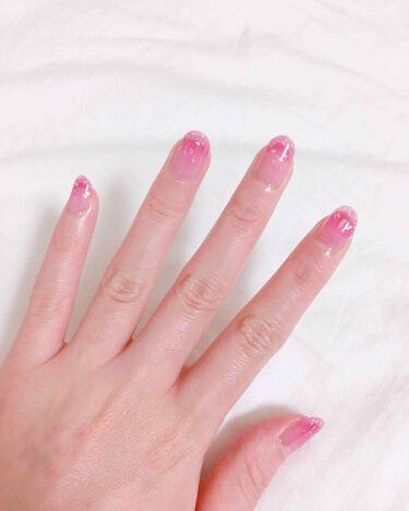 ネイル エナメル/ちふれ/マニキュアを使ったクチコミ(4枚目)